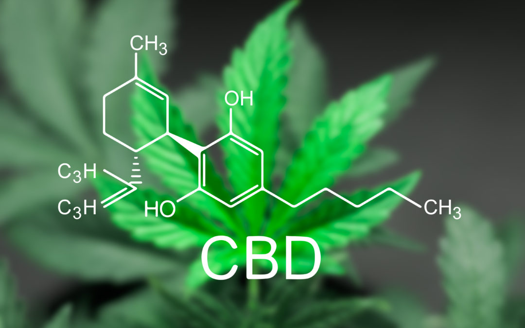 5 common questions about CBD