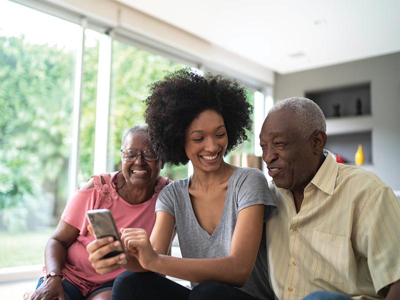 National Grandparents' Day + CBD = Best Present Ever